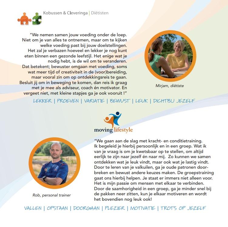 Actie pagina 2